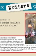 Where Writers Write - Michael Hicks Thompson