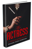 The Actress Mystery Book Cover