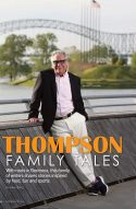 Delta Magazine Cover for Thompson Family Tales