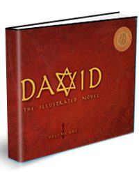 David The Illustrated Novel Vol 1