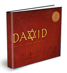 David The Illustrated Novel Vol 1