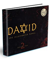 David The Illustrated Novel Vol 2