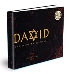 David The Illustrated Novel Vol 2